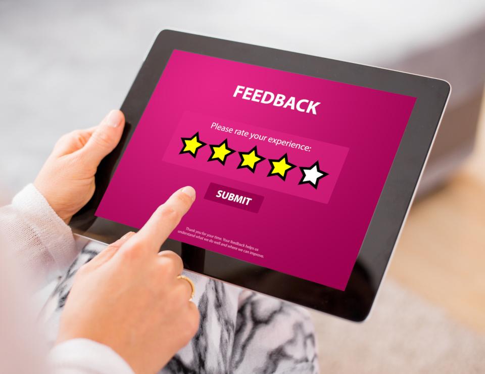 Customer feedback - Wikta It Services